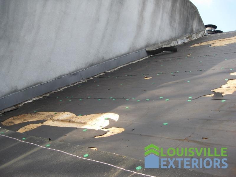 Condo Roof Replacement In Goshen Ky Louisville Exteriors