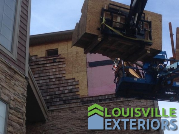 Indian Hills Siding Replacement Louisville Exteriors
