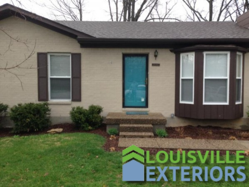 Adding Curb Appeal In Jeffersontown KY Louisville Exteriors