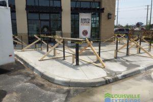 Commercial Handrail Installation