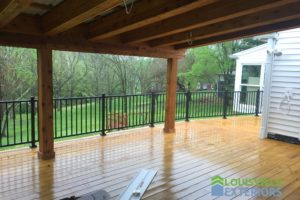 Watertight Deck